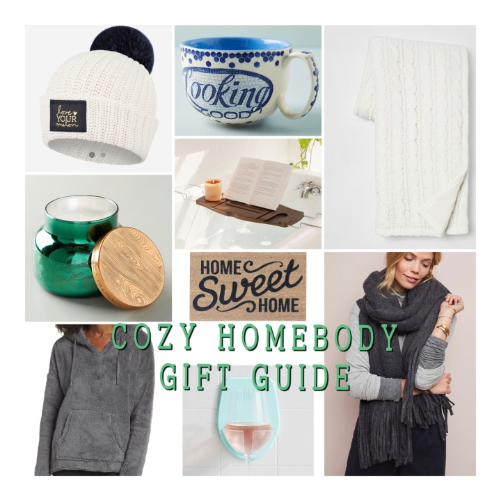 Homebody Gift Guide (Under $60!!!)