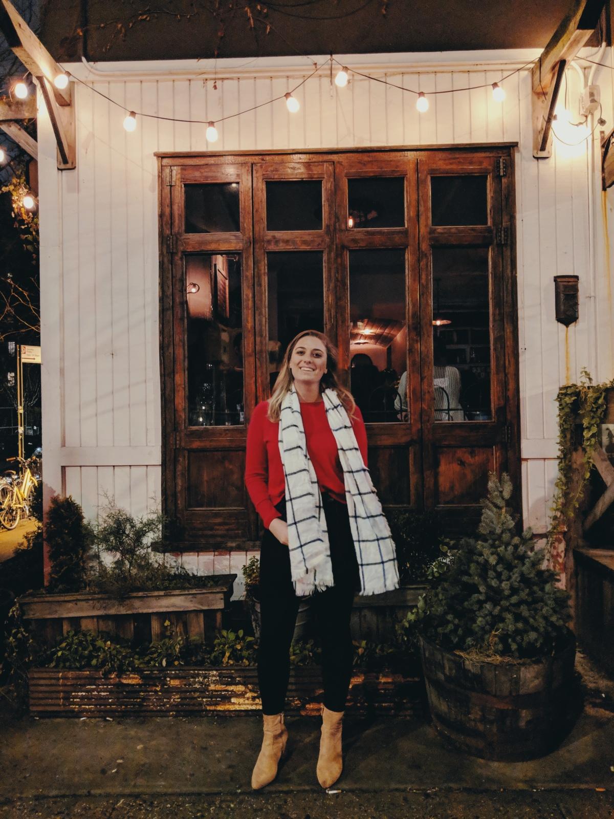 NYC Christmas BarCrawl