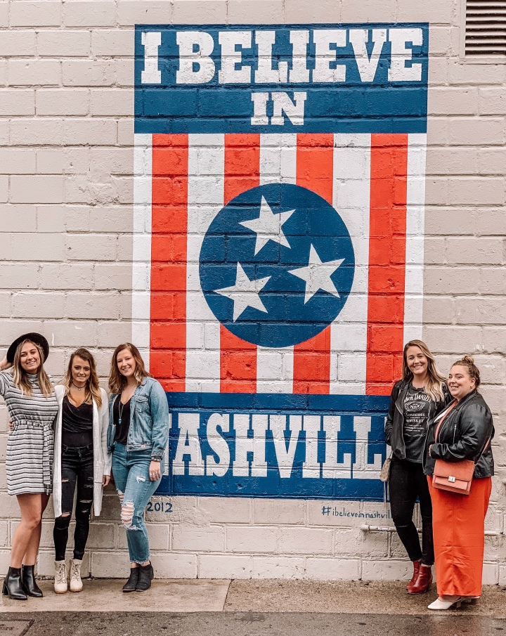 Girl's Weekend: A Nashville Travel Guide