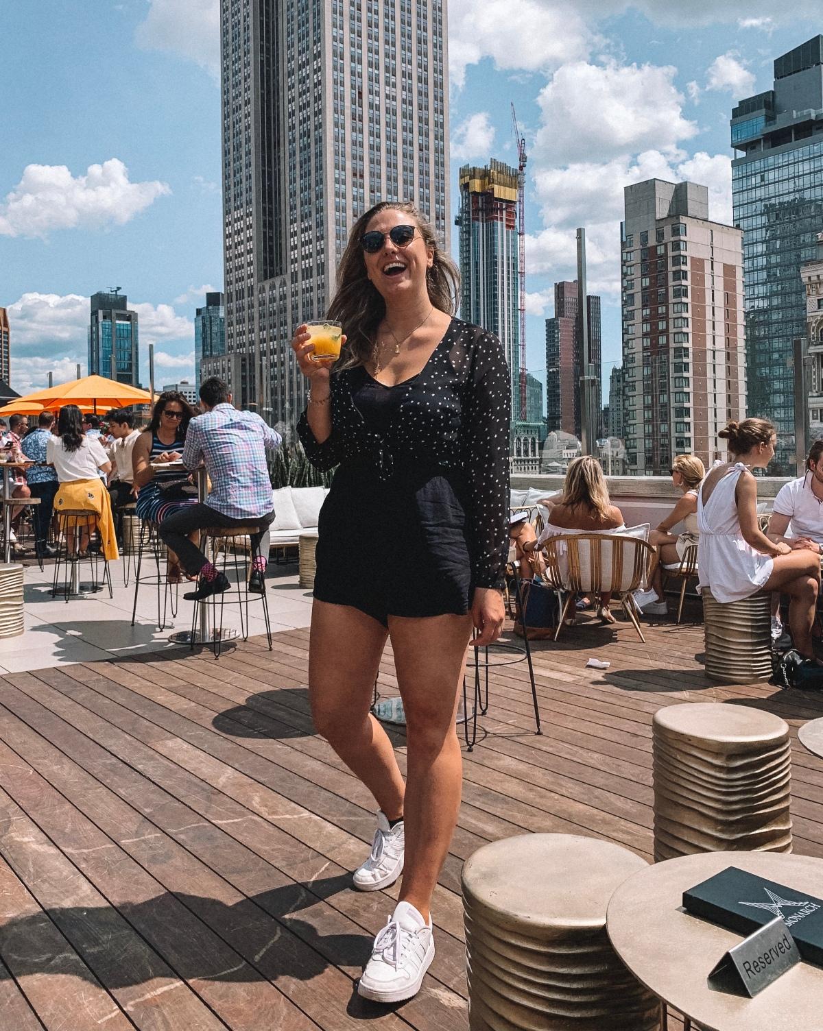 Best Rooftop Bars inNYC