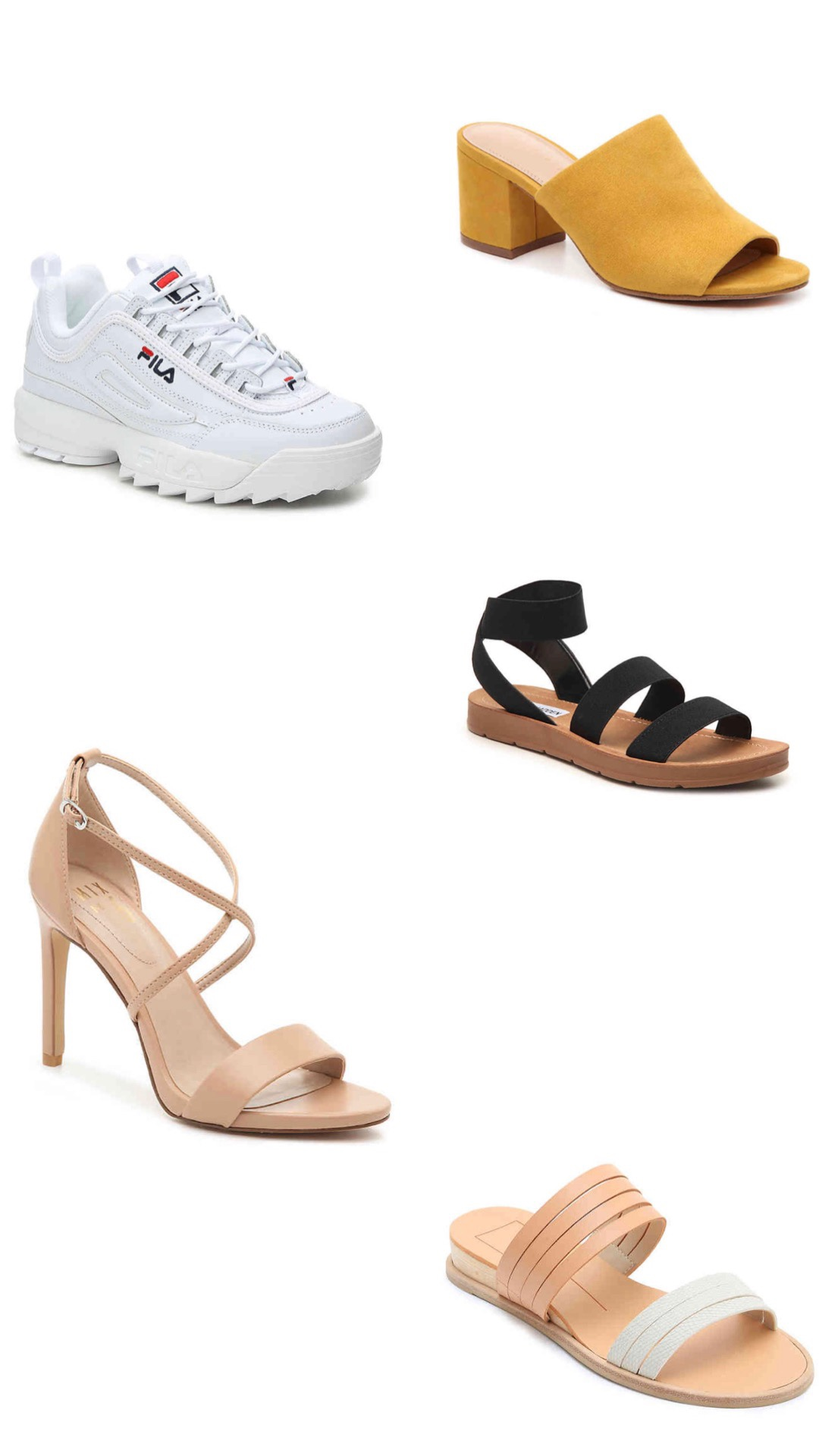 Sunday Shoes Week1